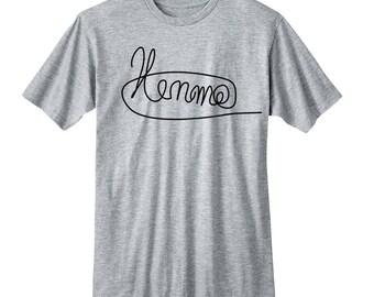 Luke Signature, Fangirl Shirt, Fashion Band T-Shirt, Fan Girl Shirt, 5sos, One Direction, Grey Junior Tshirt, Band Shirt, Tumblr