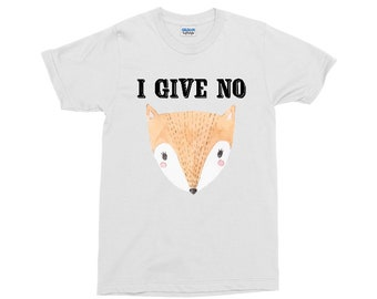 NO FOX T-shirt