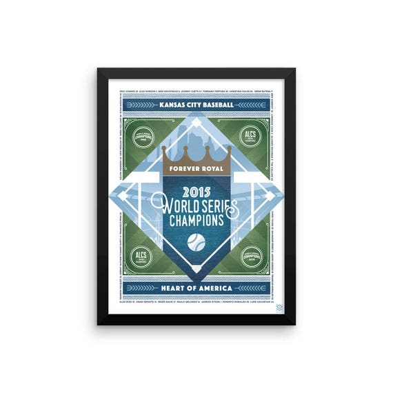 Forever Royal Framed Print