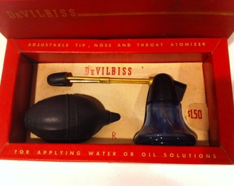 Vintage Devilbiss Atomizer