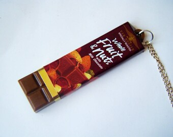 Pendant chocolate bar ♥ ♥