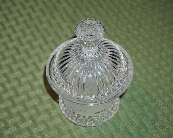 Crystal Covered Candy Bowl