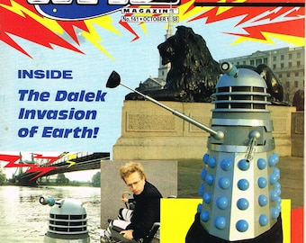 Doctor Who Magazine - # 141   -   1988