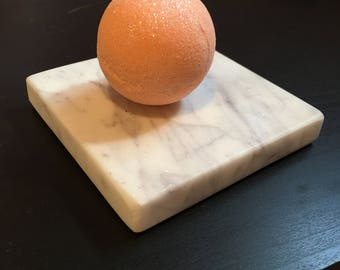 Peach Scented Bath Bomb