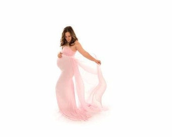 Ella Maternity and Photography Gown