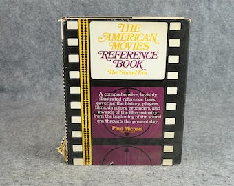 The American Movies Reference Book By Paul Michael C. 1969.