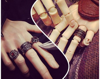 "Ring for ABJD dolls, type ""Nibelung"""