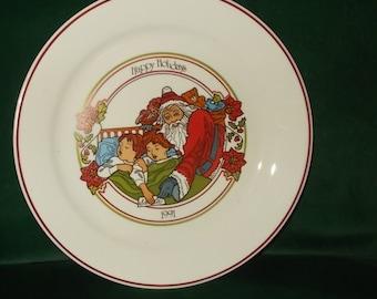 Vintage Corelle Christmas ... & Corelle red dinner | Etsy