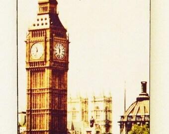 Big Ben Travel Photo Fridge Magnet Home Decor
