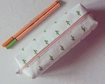 Cactus pencilcase