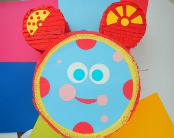 Toodles Pinata, Mickey Birthday, Mickey Mouse Club BIrthday, Twodles Pinata, Disney Pinata, Clubhouse Birthday