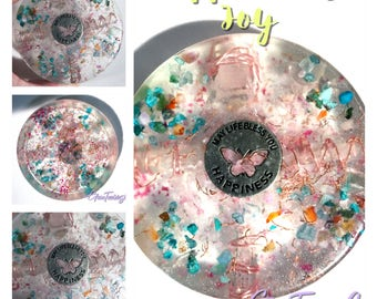 Happiness and Joy Orgone Charging Disc