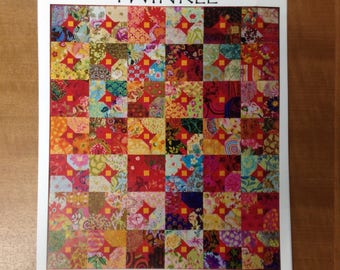 Twinkle Quilt Pattern from Sew Be It