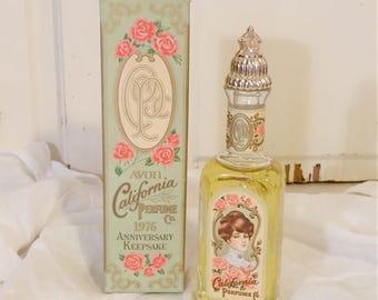 Vintage Avon Perfume | Avon California Perfume Co.