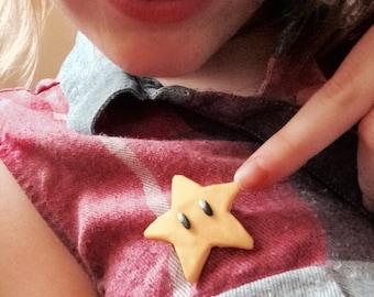Mario, Invincibility Star Badge
