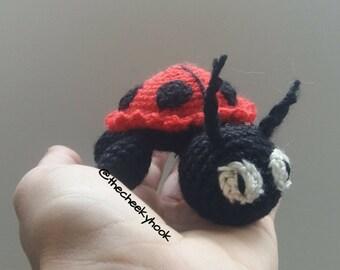 Amigurumi Ladybird. Crochet Bugs. Crochet Ladybird Amigurumi. Ladybird Crochet Toy. Crochet Ladybird. Crochet Ladybug. Amigurumi Ladybug.