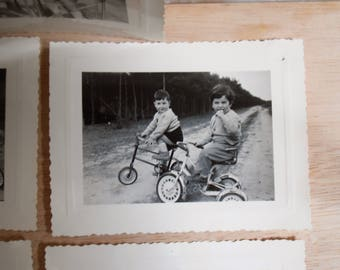 old 1950's children photographs