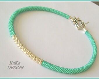 necklace Mint Dreams