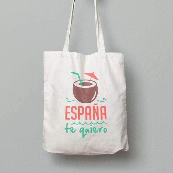 "Spanish Bag ""España te quiero"""