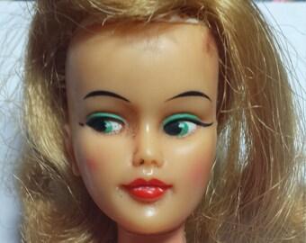 Vintage Ideal Glamour Misty Doll 1965