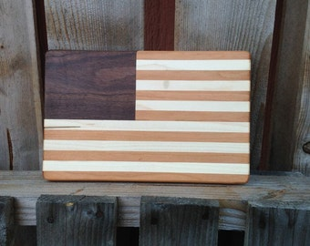 U.S. Flag Board Small