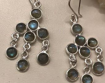 Gorgeous Labradorite Earrings