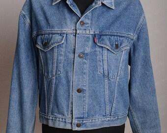 Levis jeansjacke retro