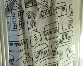 """Duvet cover """"houses"""" for baby bed"""