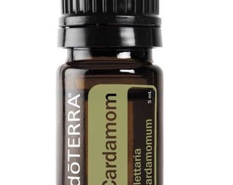 doTERRA Cardamom essential oil 5mL bottle