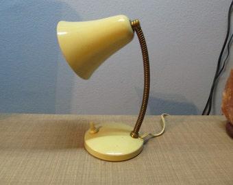 Italian Gooseneck Lamp