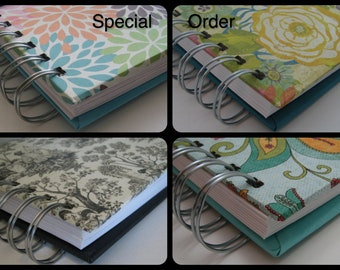 Special Order for ddindenver1 ONLY Address Book Section added to Greeting Card Organizer