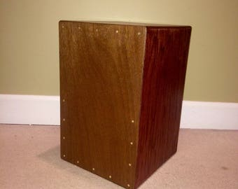 Cajon Drum - Laminated Oak