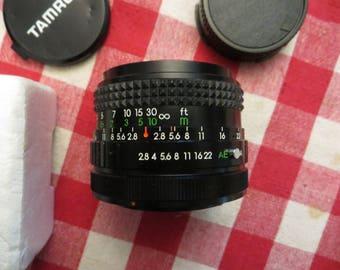 Prospec Multi Coated 1:2.8 F=28mm Camera Lens w/ free ship