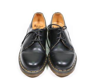 DR MARTENS - Leather shoes