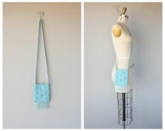 Beaded Bag | Beaded Purse | Deco Style Purse | Fringed Bag | Boho Bag