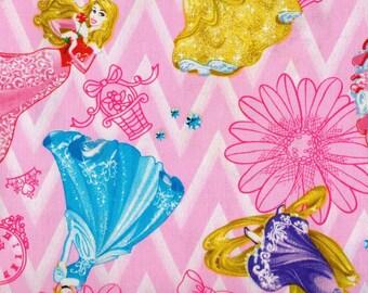 Princess Toss 100% Cotton Fabric