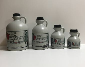 Quart Pure New Hampshire Maple Syrup (32oz)