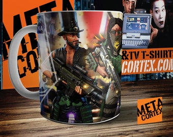 XCOM/UFO Enemy Unknown - Customisable Video Games Gamer Gift PC PS4 Xbox Mug