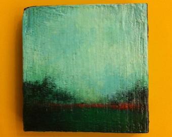 Landscape Mini I by Bridget Griffith Evans