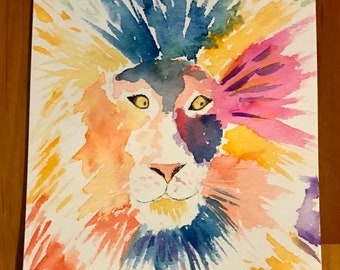 Pride of the Lion