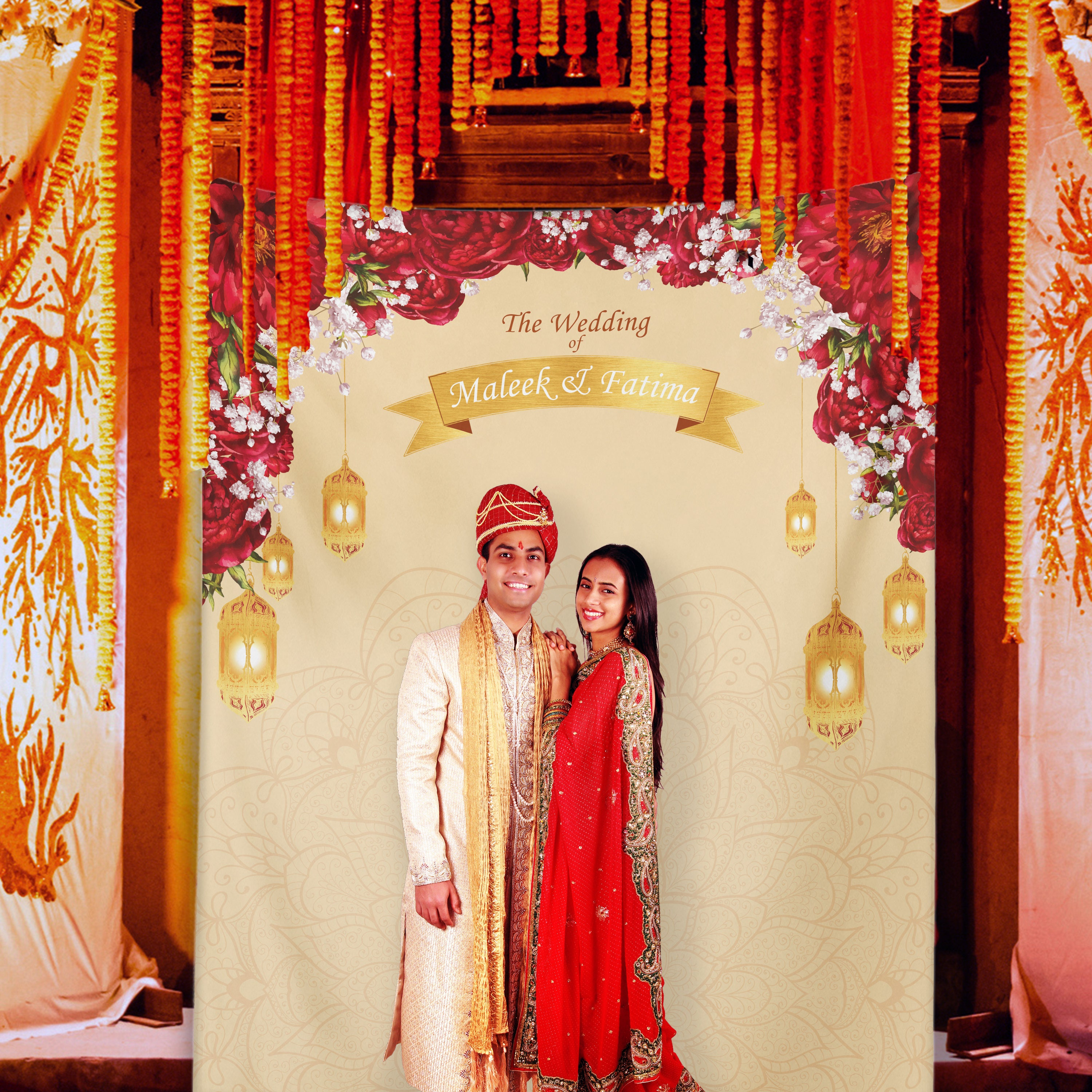 Hindu Wedding: Hindu Wedding Indian Wedding Decor Indian Wedding Banner