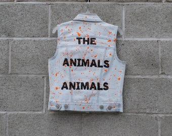 The Animals Vest