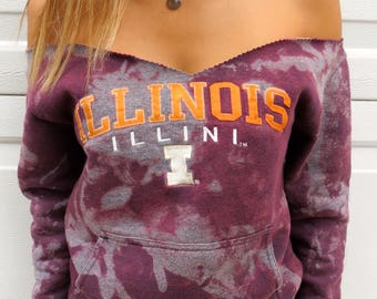 College Sweatshirt (University of Illinois at Urbana–Champaign)