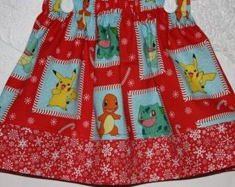 Pokemon Skirt  size 2 - 8