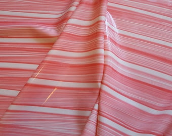 Candy striped latex