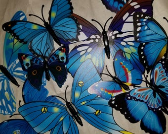 Butterfly Paper Embellishments