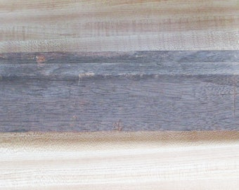 """Antique Wood Architectural Salvage  """"Possible a drawer front blank.   - Steampunk project -  Estate find!"""