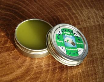 Green Cross First Aid Salve - Tea Tree & Camphor