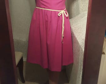 Mad Men Style Dress. Size 12