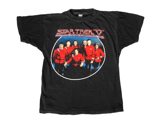 Vintage Star Trek V The Final Frontier T-Shirt